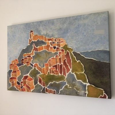 Casares art canvas