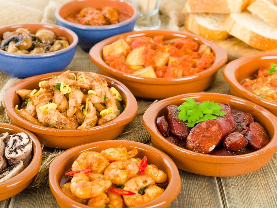 Eating & Foods in Casares