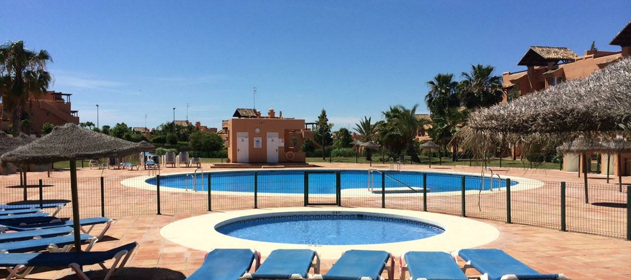 Casares del Sol swimming pools